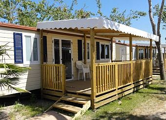 Mobilheim Mieten Italien Adria : Campingplatz italien adria mobilheim camping an der adria in