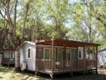 Camping Spina - Mobilhome Green, Hund erlaubt, Adria, Italien