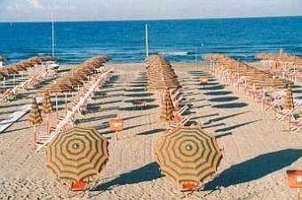 Italien Obere Adria Karte.Strande An Der Italienischen Adria Strand Urlaub An Der