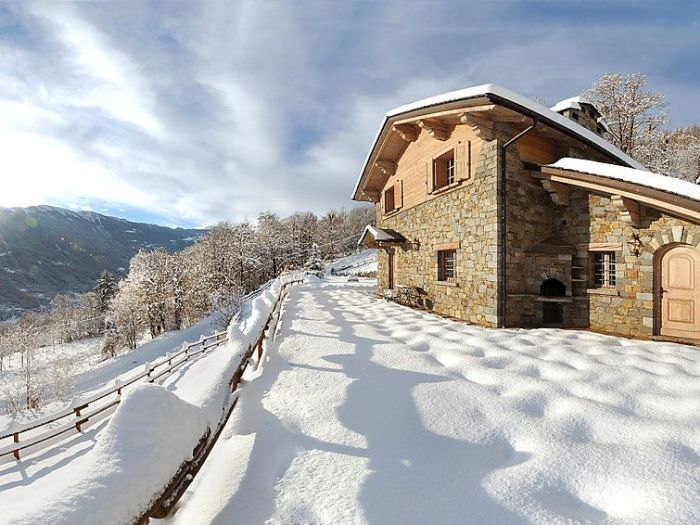 Italien Winterurlaub, Ferienhaus in Grosotto
