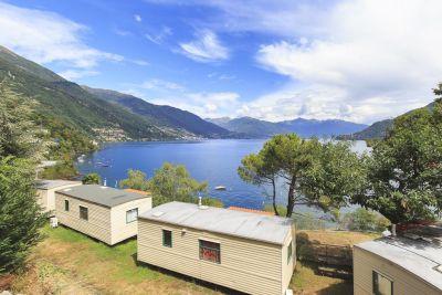 Mobilheim Kaufen Lago Maggiore : Camping lago maggiore campingplätze : stellplätze mobilheime
